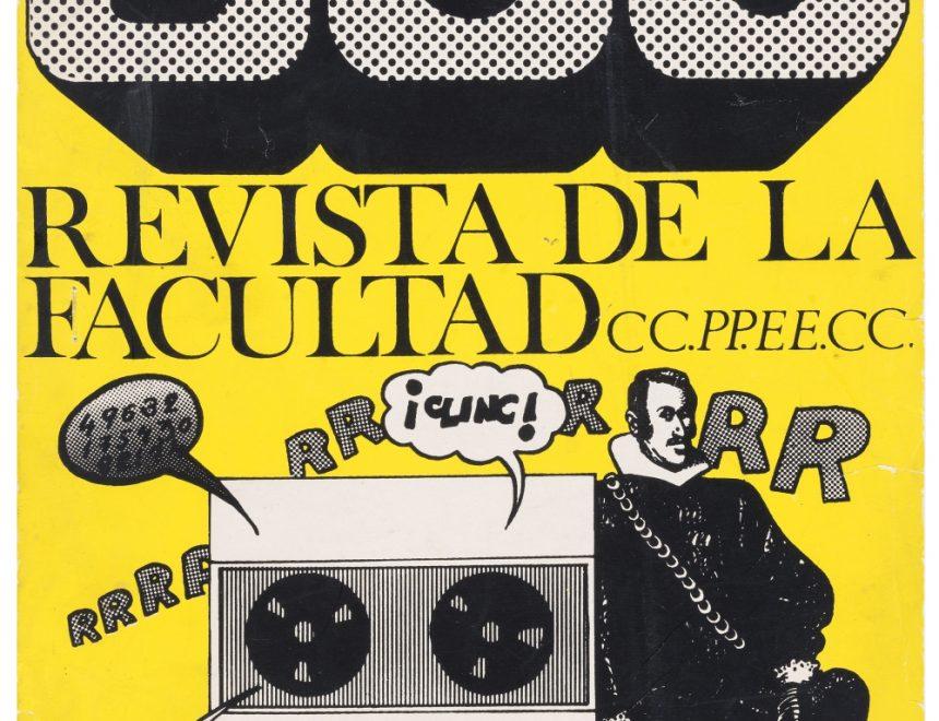 Revista Sou (1967-1968)_Cubierta Equipo Cronica