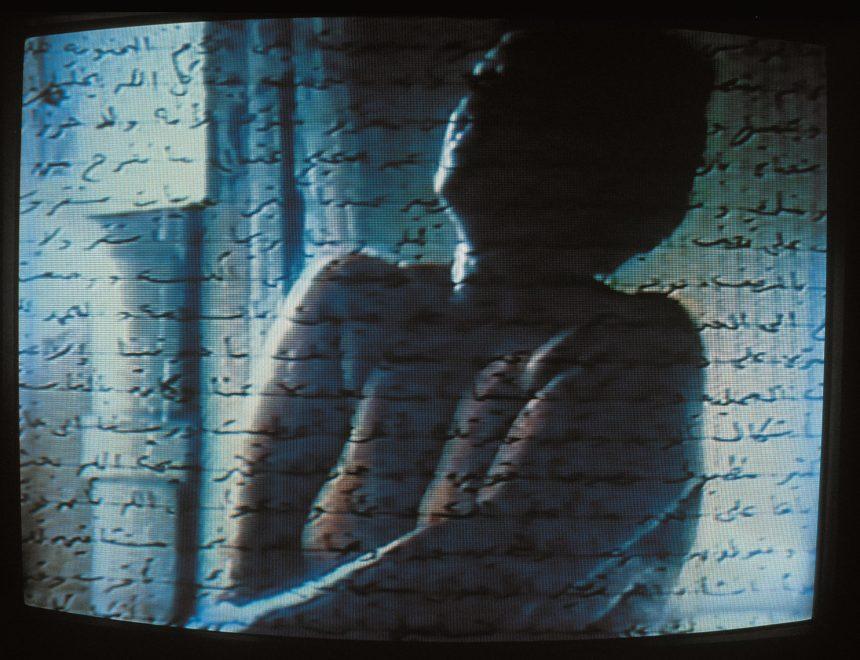 Mona Hatoum / Measures of distance, 1988