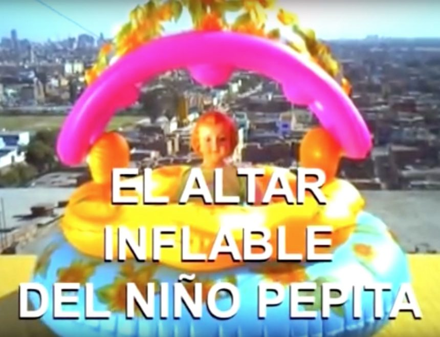 Claudia Llosa / El Niño Pepita, Lima, 2010