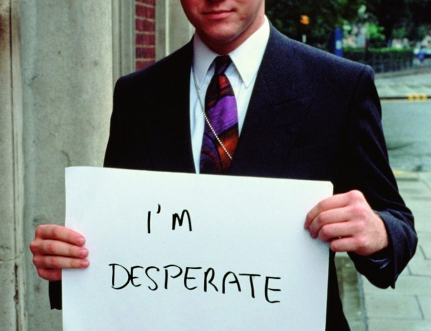 I'M DESPERATE (Estoy desesperado), 1992-93