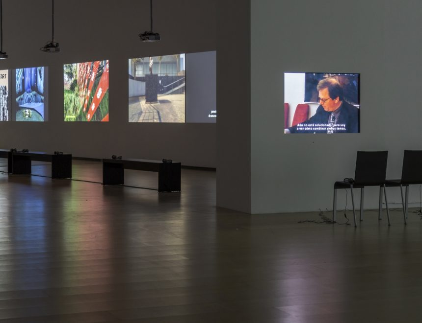 Vista general de l'exposició