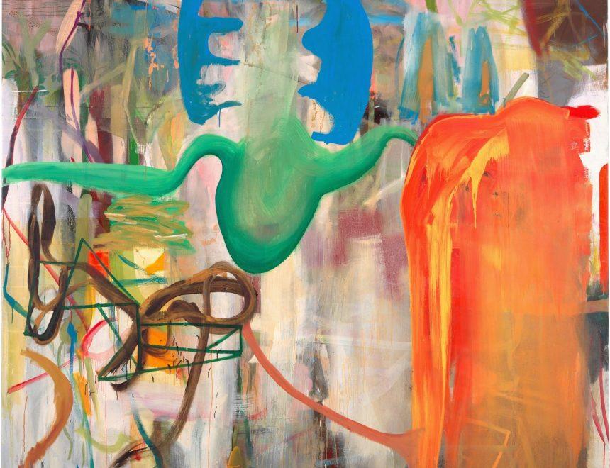 Albert Oehlen / Der zoo von Brooklyn, 1995