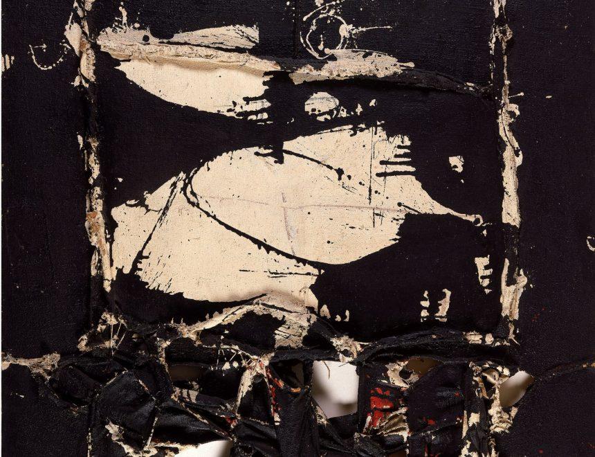 Manuel Millares / Cuadro 65, 1959