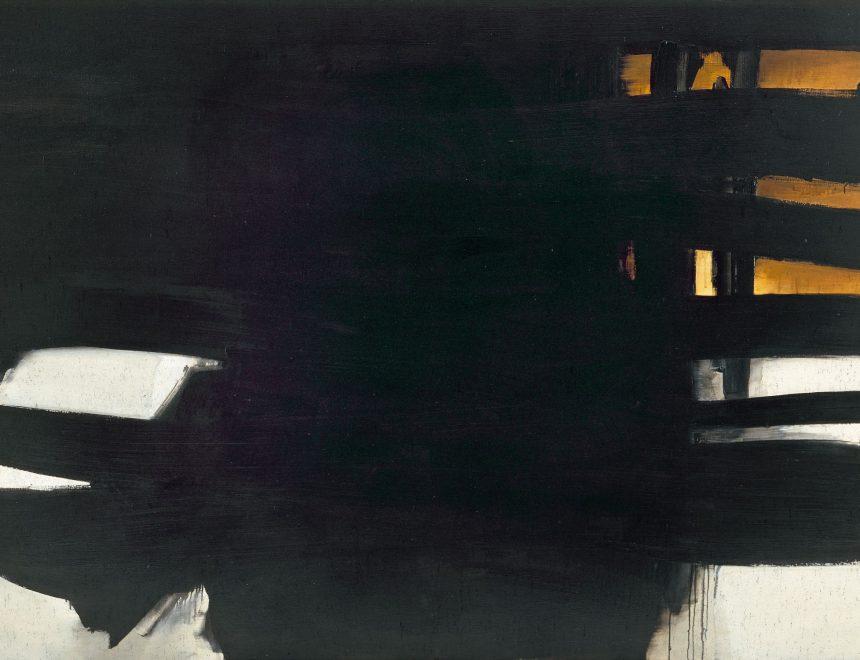 Pierre Soulages / Peinture, 11 julliet 1965, 1965
