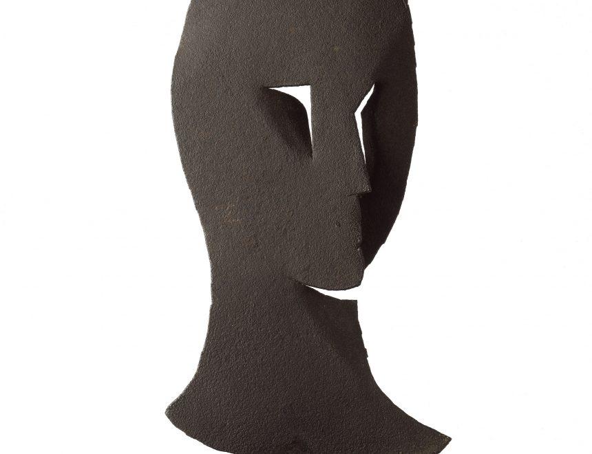 Máscara de adolescente,ca 1929-1930