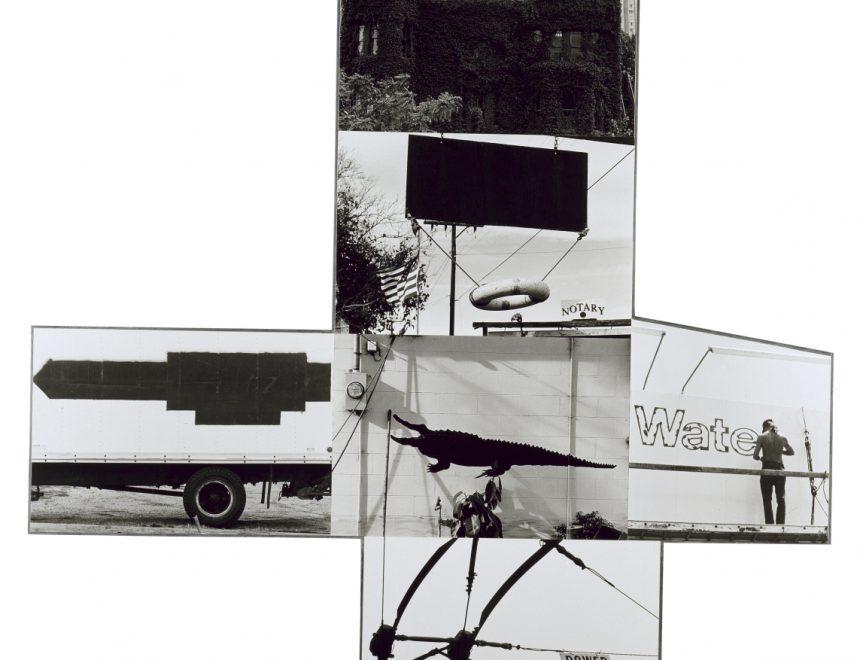 Robert Rauschenberg / Photem Series I (28), 1981