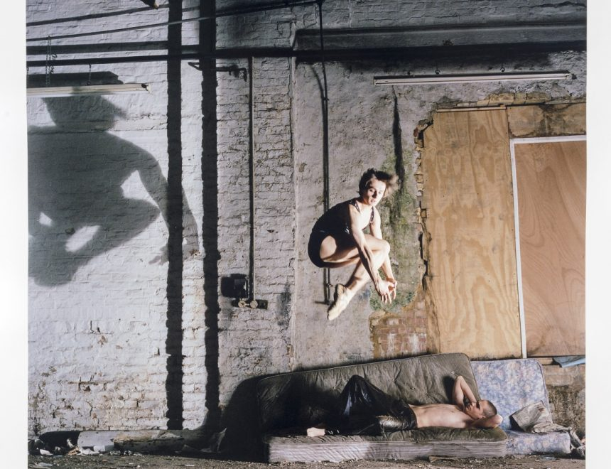 Sam Taylor-Wood / Ivan, 2004
