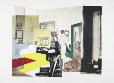 Richard Hamilton / Interior, ca. 1964-1965