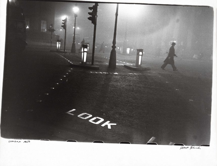 Robert Frank / Look, London, 1950