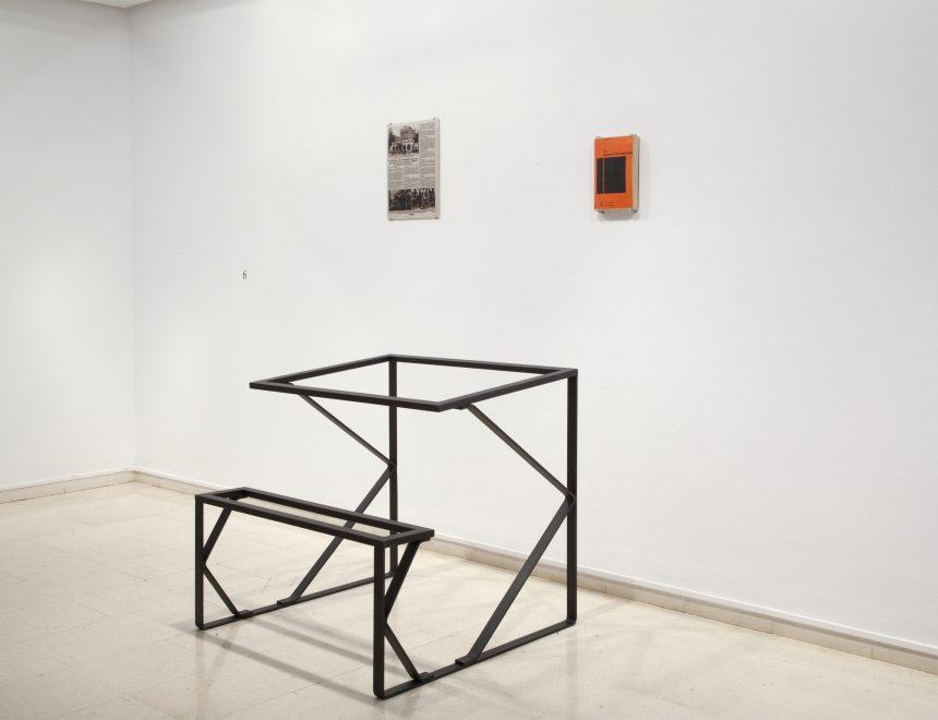 Xavier Arenós / Arco voltaico, 2016