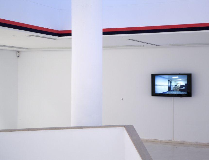 Xavier Arenós / Franja roja y negra, 2016