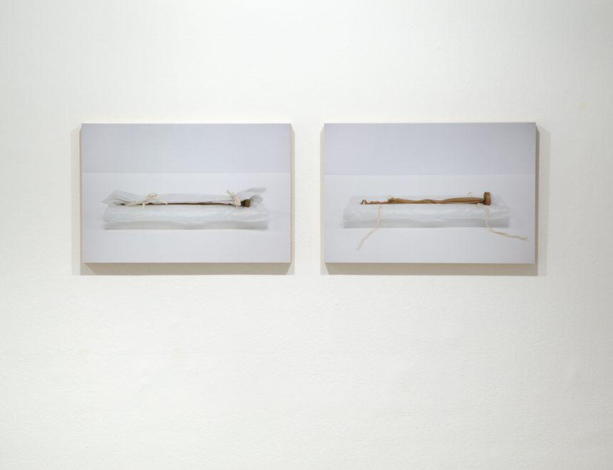Xavier Arenós / Promenade (et promesse), 2016