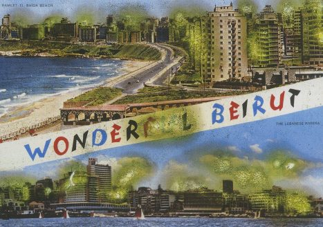 Joana Hadjithomas & Khalil Joreige / Postcards from War, 1997-2006.