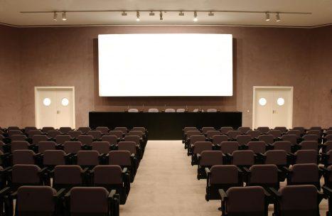 Salón de actos del IVAM