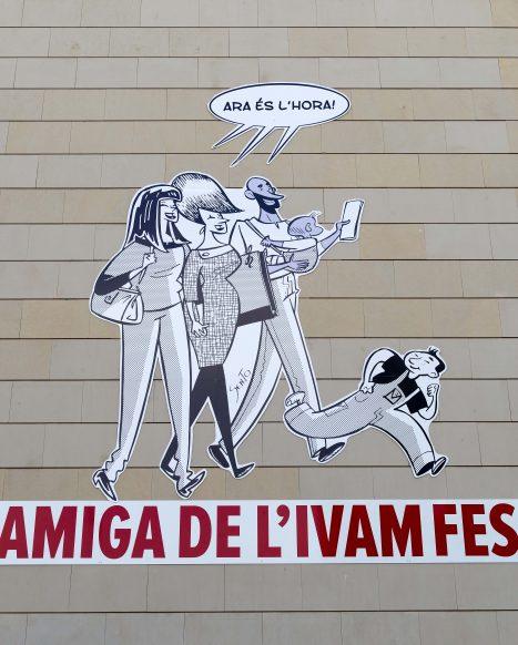 Hazte Amig@ del IVAM!