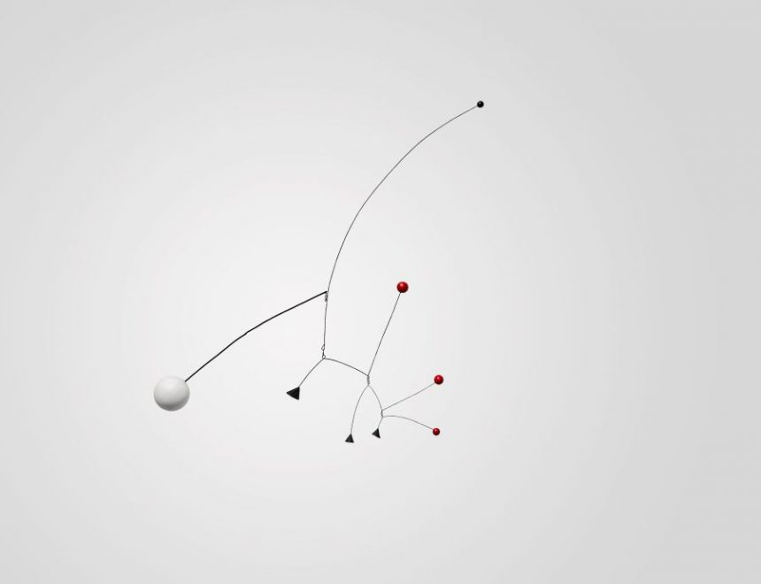 Alexander Calder / Sense títol, ca. 1934. IVAM, Institut Valencià d'Art Modern, Generalitat