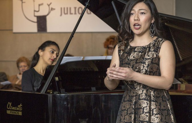 Ópera en el hall