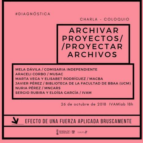 Pepe Miralles / archivar proyectos