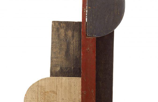 Objet plastique-composition, 1931 - 1934