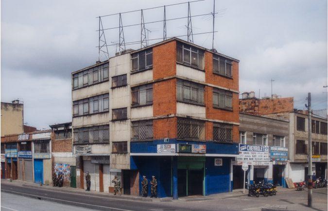 Alexander Apóstol / Avenida Caracas de Bogotá, 2006