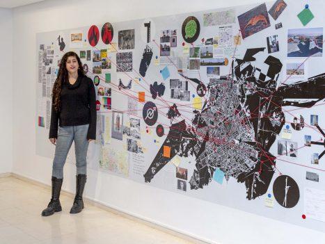 Visita guiada Pilar Martínez, 2015