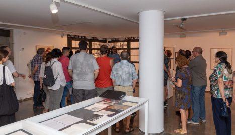 Visita exposición España. Vanguardia artística y realidad social