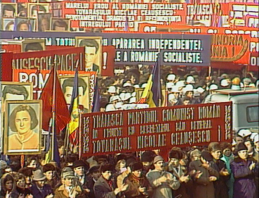 Harun Farocki, Andrei Ujica / Videograms of a Revolution, © Harun Farocki/Andrei Ujica 1992