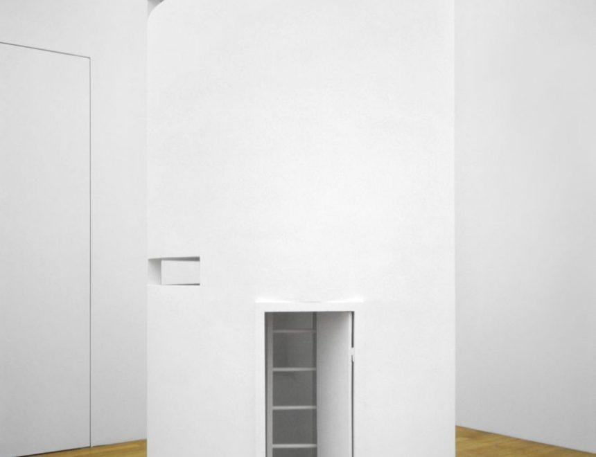 Absalon / Cellule nº.5, 1992. Kunstmuseum Liechtenstein, Vaduz