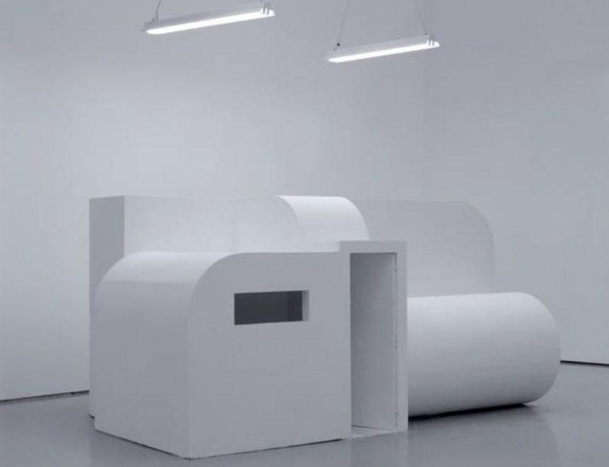 ABSALON (Eshel Meir, dit) / Cellule n°3. Yves Bresson/Musée d'art moderne et contemporain de Saint-Étienne Métropole. ©Estate Absalon