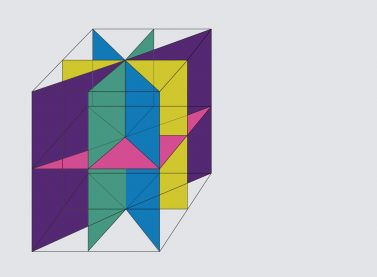 Mostra Anotacions sobre abstracció geomètrica a Espanya, 2021. IVAM