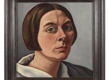 Charley Toorop / Self-portrait, 1930 © Kunstmuseum Den Haag, 2019