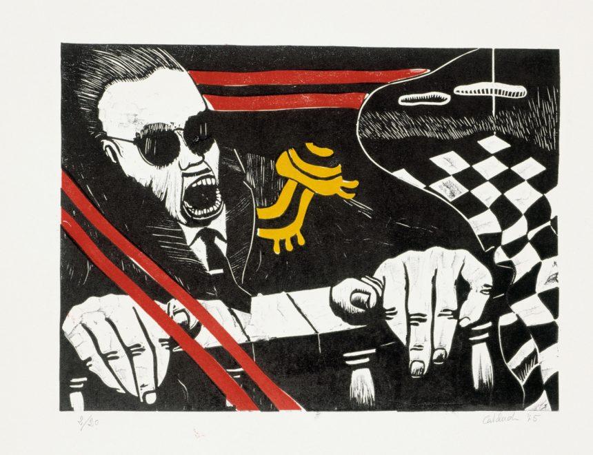 El dictador, 1975