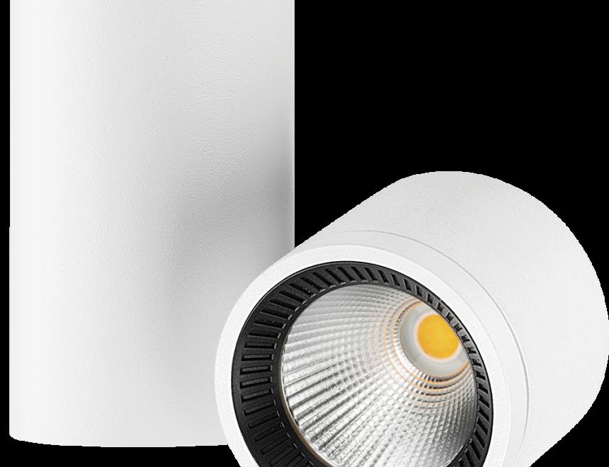 -IO surface, diseñada por Rubén Saldaña (Oficina Técnica Arkoslight) en 2016 para Arkoslight, proyector led