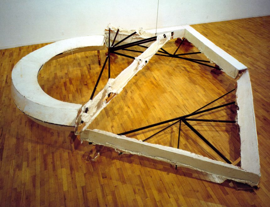 Model for tunnels, 1981