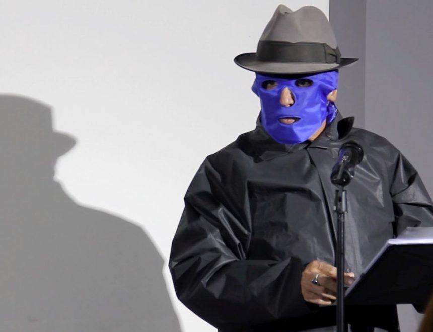 El detective (fotograma) / Fotografía de Cecilia Barriga