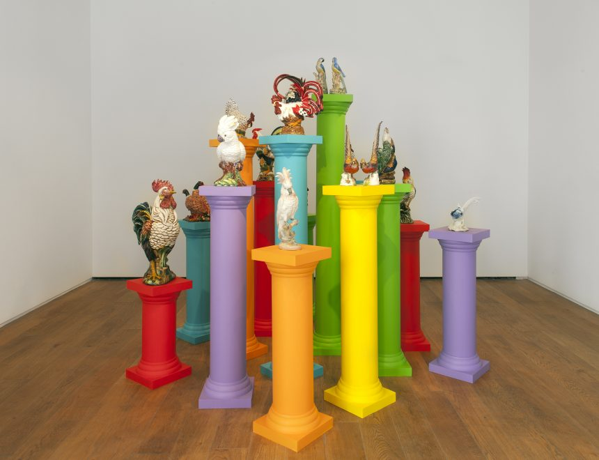 Gülsün Karamustafa / Shrine on line, 2011 Artist's collection