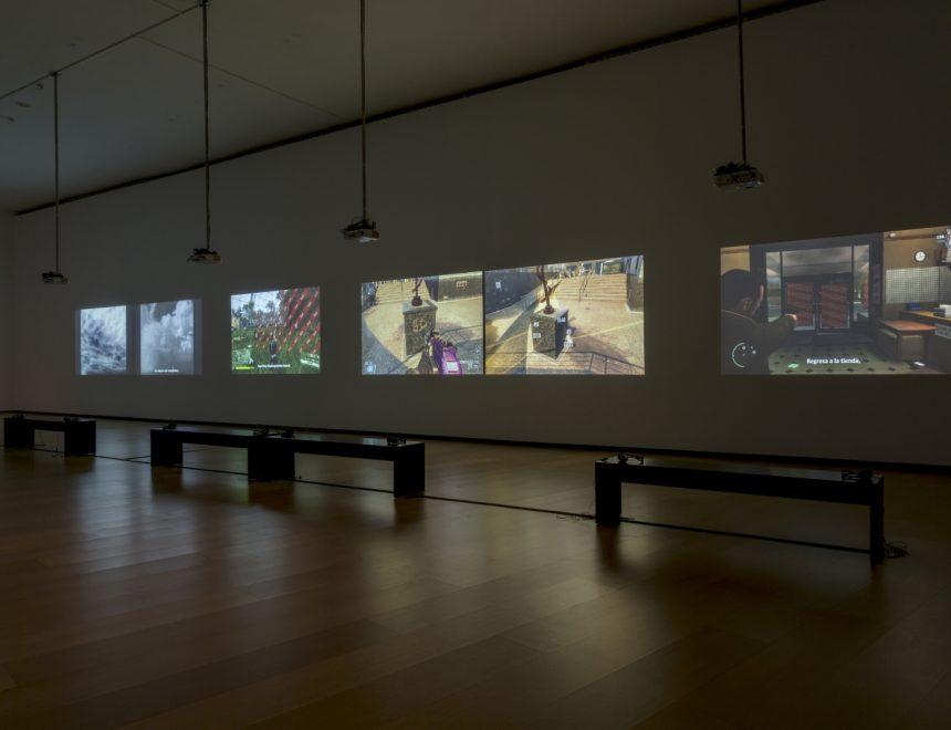 Harun Farocki / Parallel I-IV, 2012-2014 exposición en el IVAM