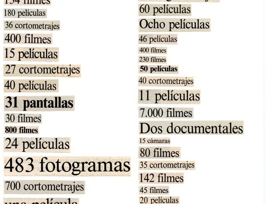 Listado (cine)
