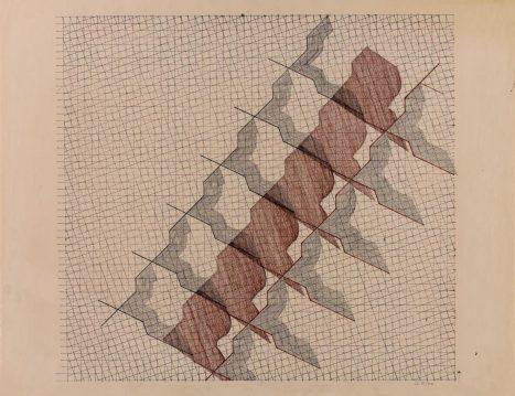 Soledad Sevilla /Sin título, 1969. IVAM, Institut Valencià d'Art Modern, Generalitat.