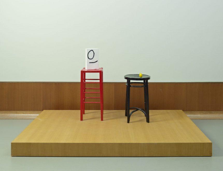 Joan Miró / Monsieur et Madamme, 1969. Museum Boijmans van Beuningen. © Successió Miró 2018
