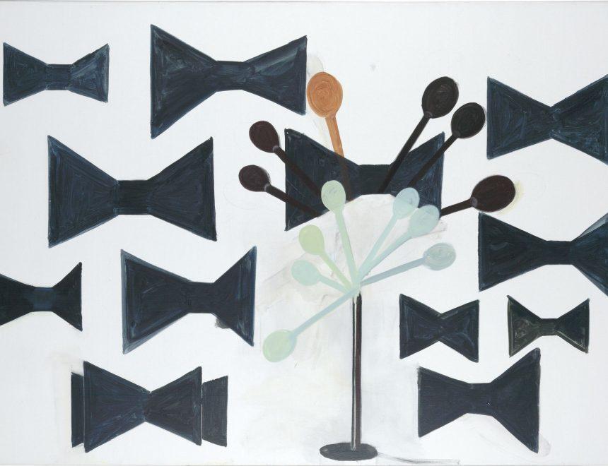 René Daniëls / O T (De Terugkeer van de Performance), 1987