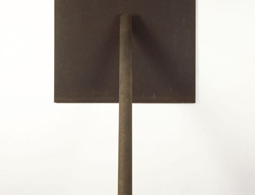 Richard Serra / Prop, 1968