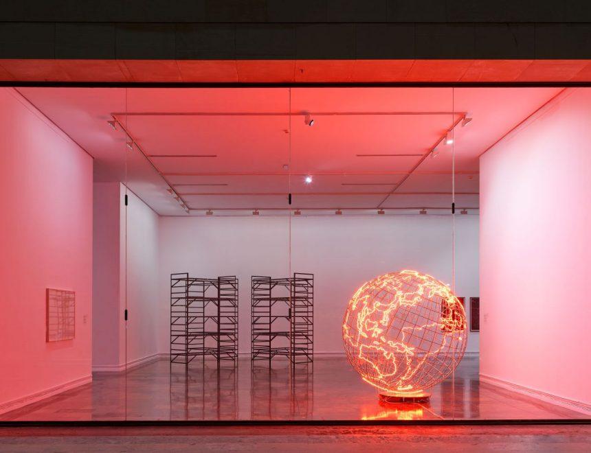 Exhibition view Mona Hatoum, 2021