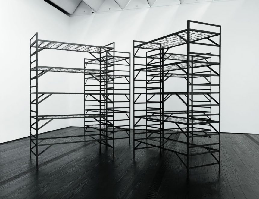 Mona Hatoum / Quarters, 1996 © Mona Hatoum. Courtesy The Menil Collection, Houston (Photo: Fredrik Nilsen)