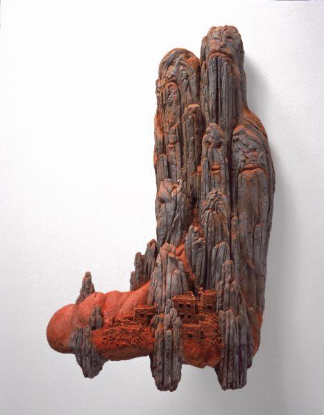 Charles Simonds / Untitled, 2001