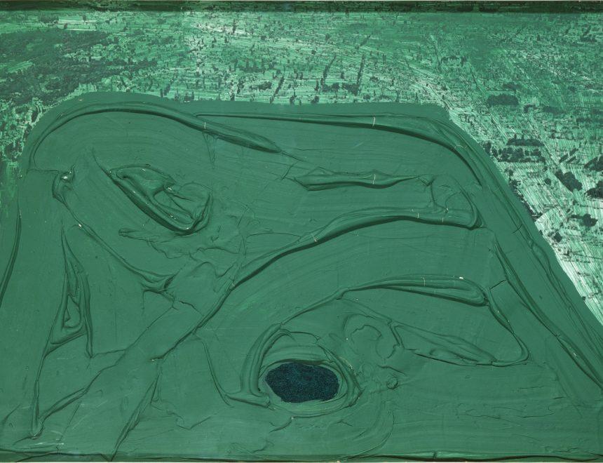 Dieter Roth / Postal (Hyde Park), 1969