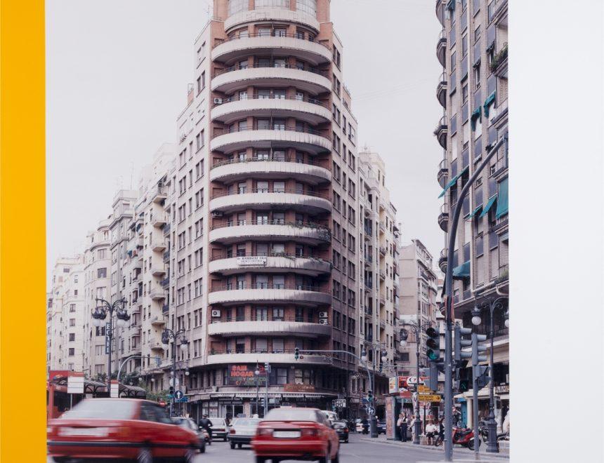 Ian Wallace / Sin titulo (Edificio C/ San Vicente / Avenida del Oeste), 1997