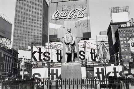 Lee Friedlander / New York City, 1974