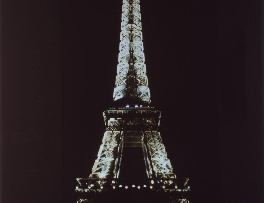 Peter Fischli - David Weiss / Eiffelturm (Torre Eiffel), 1989