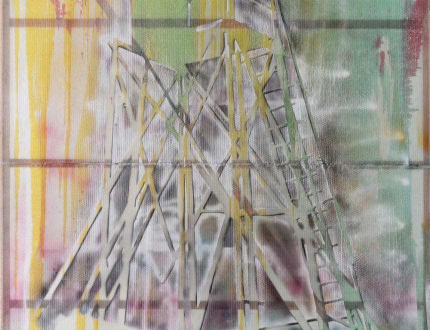 Sigmar Polke / La torre de vigilancia, 1984